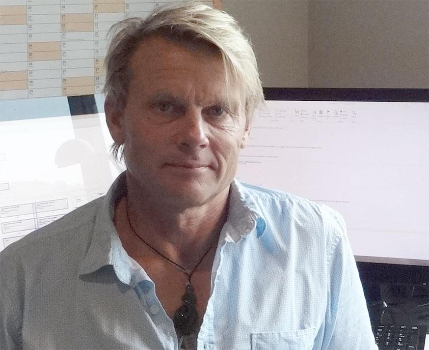 Simon Godden