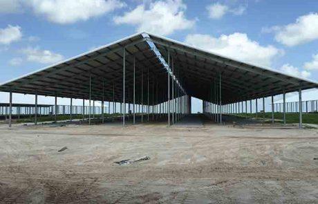 Naturally Ventilated Freestall Barns